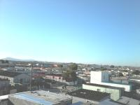 A clear view of the whole Delft even to Belhar and Parow